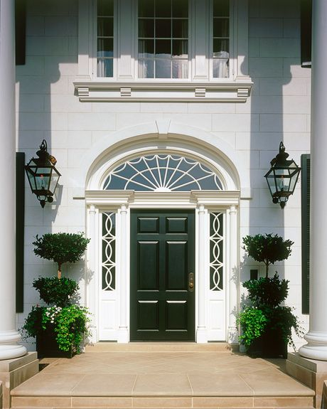 110 best Front Doors images on Pinterest Front entry Black