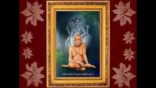 Sri swamy samarth tarak mantra by suresh wadkar - YouTube