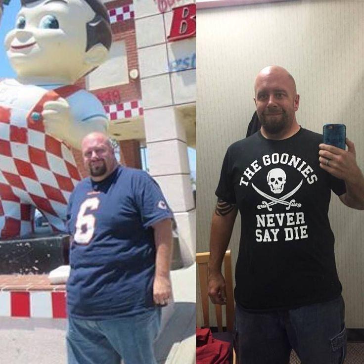 Male Weight Loss Success Story: Scott's Amazing 142 Pound Weight Loss Journey