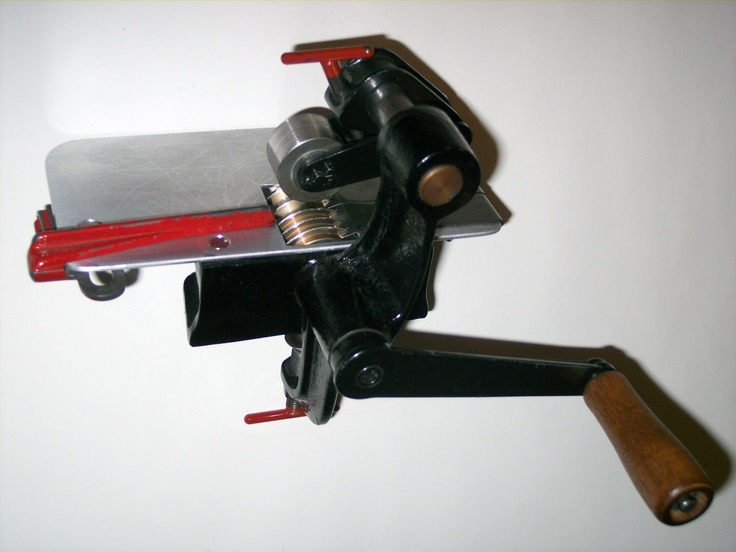 How To Take Apart Rigby Cutter