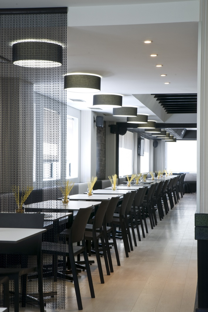 Restaurant - interior design