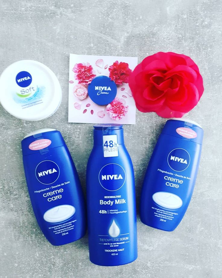 werbung* tolle Produkte von der Nivea App. Ich bin begeistert. #nivea #duschcr… – Haus Dekoration