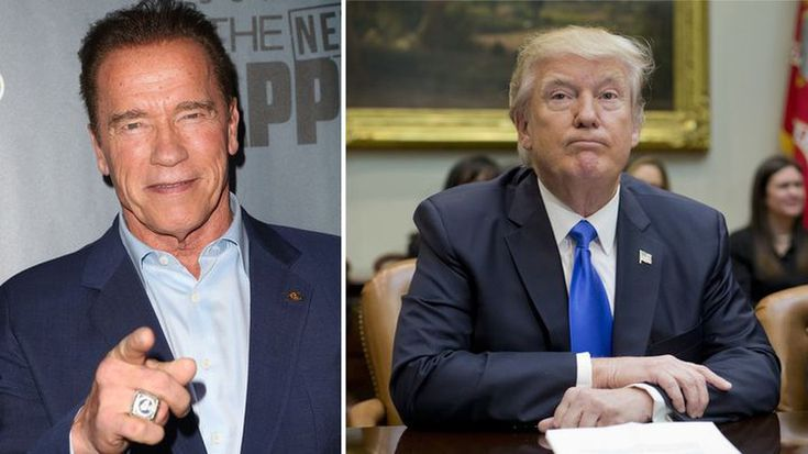 Trump prays for 'Apprentice' ratings Schwarzenegger prays for America Image:  Mashable composite: AP/REX/Shutterstock  MediaPunch/REX/Shutterstock  By Nicole Gallucci2017-02-02 16:50:28 UTC  While the world is praying for peace and an end to the political controversy surrounding us Donald Trump is busy praying for The Apprentice.  At Thursday mornings National Prayer Breakfast in D.C. President Trump kicked off the meaningful event in true Trump fashion by discussing television ratings of…