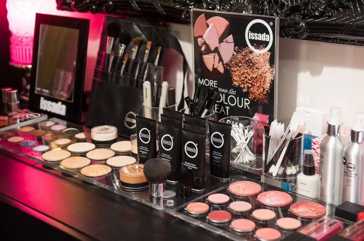 The beautiful Issada Makeup... Protects, Strengthens and Repairs your skin, while making you look AMAZING!