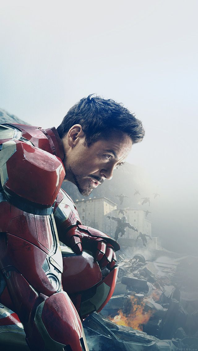 tony stark avengers wallpaper - photo #13