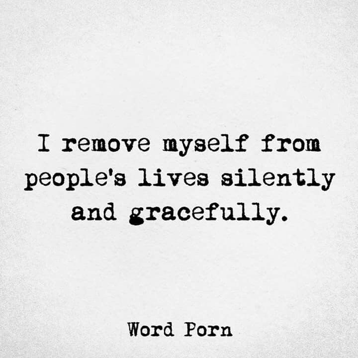 When I sense a change in someone's attitude towards me, I will do this rather than question them.  It's such a sad feeling when you can tell they don't love you like they used to.  INFJ problems.