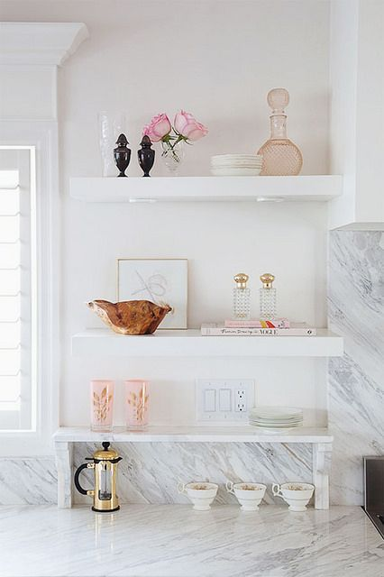 Scrapbook: Chic in Pink & Gold