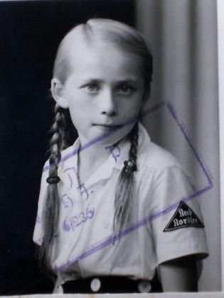 Old nazi nude girls #2