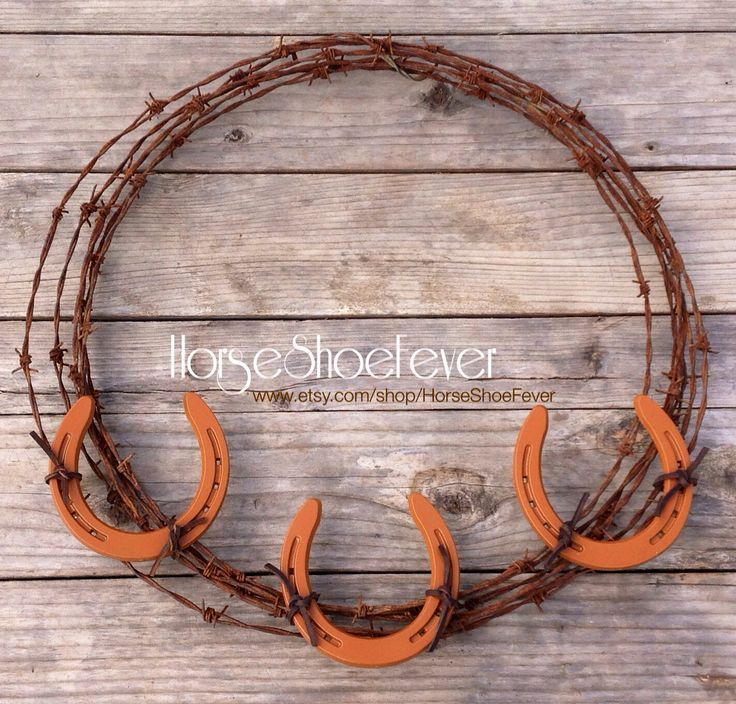 36 best Horseshoe And Barbed Wire Tattoos images on Pinterest ...