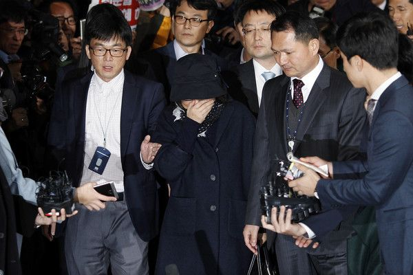 Choi Soon-sil Sentenced to Three Years in Jail for Corruption