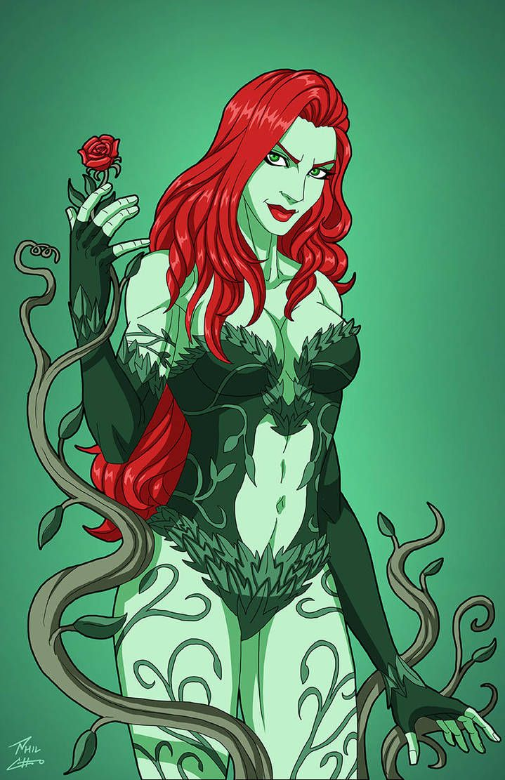 Fuck Yeah, Poison Ivy | Ядовитый Плющ