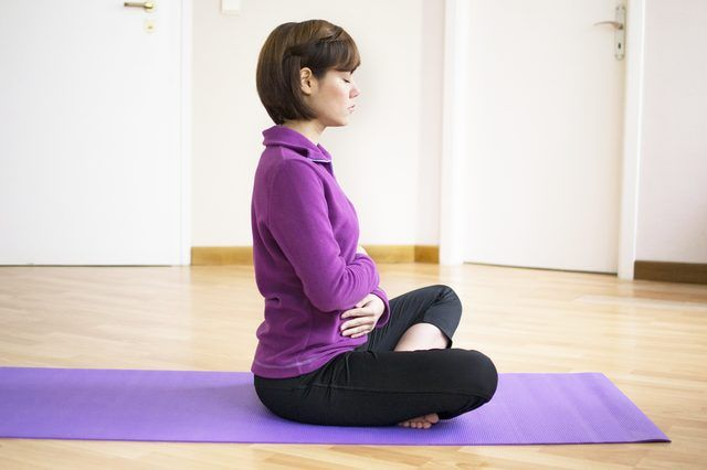 Yoga Exercises Not to Do in the First Trimester