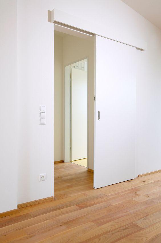 die 25 besten ideen zu schiebet ren auf pinterest. Black Bedroom Furniture Sets. Home Design Ideas