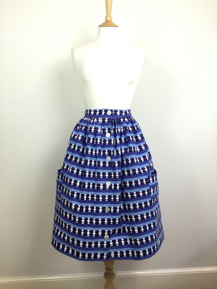 Original 1950s Skirt size 12/14