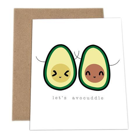 The Cutest Pun Cards By Impaper | Bored Panda. Impaper is a socially conscious company whose product is available @ Etsy