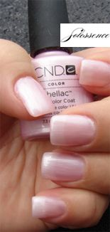CND Shellac Strawberry Smoothie | #EssentialBeautySwatches | BeautyBay.com