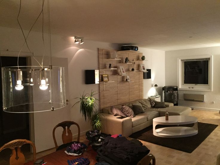an ikea hack for movie lovers i hacked a stylish projector mount and hidden surround home cinema