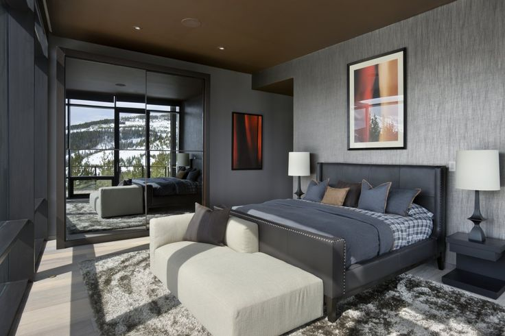 Private Big Sky, Montana Vacation Home by Len Cotsovolos and LC2Design   CONTEMPORIST