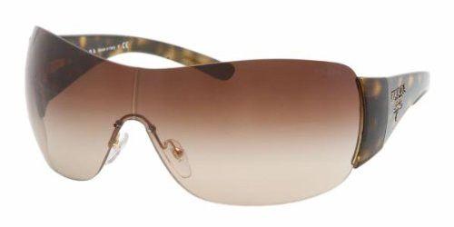 Prada PR22MS Sunglasses-2AU/6S1 Havana (Brown Gradient Lens)-135mm | $385,617.93