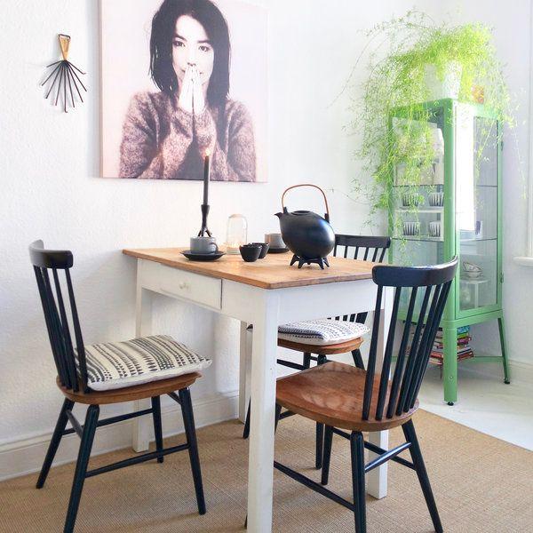 die lange tafel der esstisch herzst ck des esszimmers k che esszimmer esstisch und k che. Black Bedroom Furniture Sets. Home Design Ideas