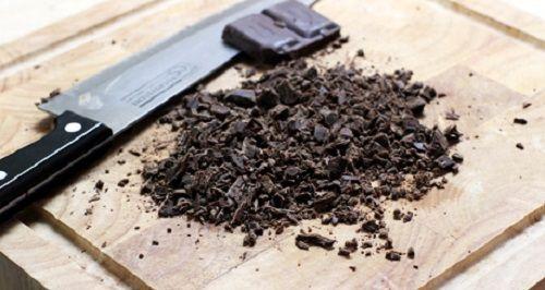 cách làm kem chocolate mascarpone 2