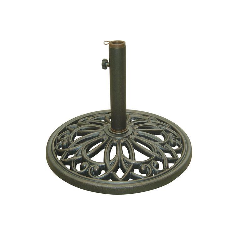 Marquee Cast Iron Antique Umbrella Base 15kg