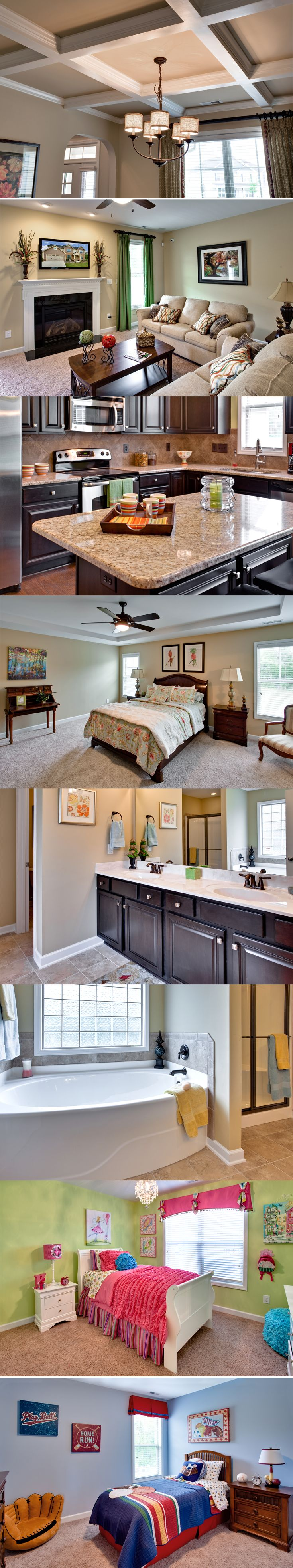 one of our fantastic model homes which room is your favorite