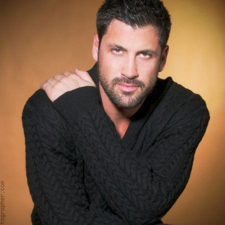 Maksim Chmerkovskiy - Dance with me.