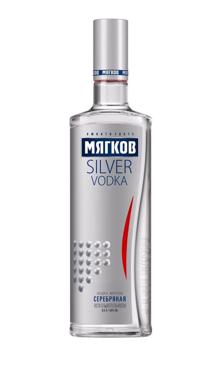 Мягков Сильвер водка | Myagkov Silver Vodka