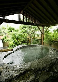 Yugashima hot spring, Shizuoka, Japan
