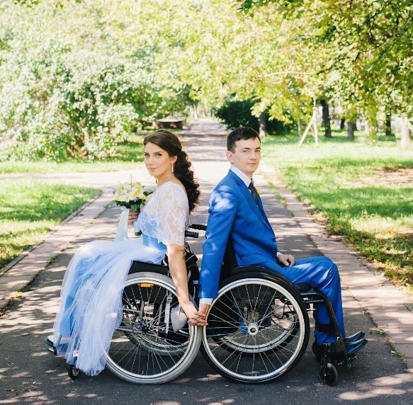 Paralyzed Veteran Surprises Bride With Wedding Dance: 289 Best Images About Wheelchair Love, Relationships