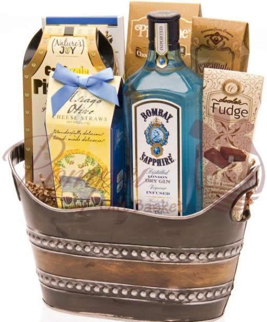 Gin Gift Baskets Delivered , Delivered Gin Gift Baskets , Gin Gift Baskets Delivery, Delivery Gin Gift Baskets