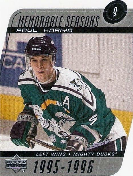 Mighty Ducks of Anaheim alternate jersey 1995/95