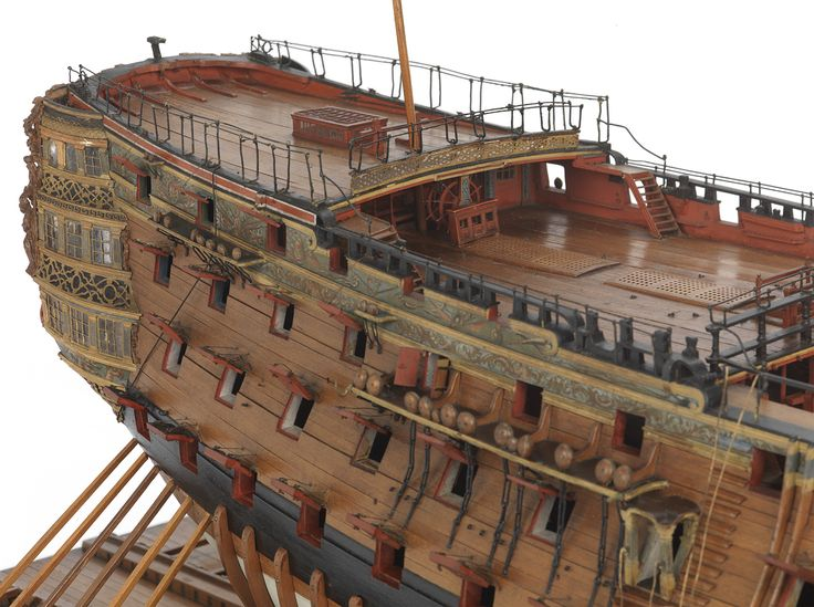 Slr0512 Scale 1 60 A Model Of H M S Victory 1765