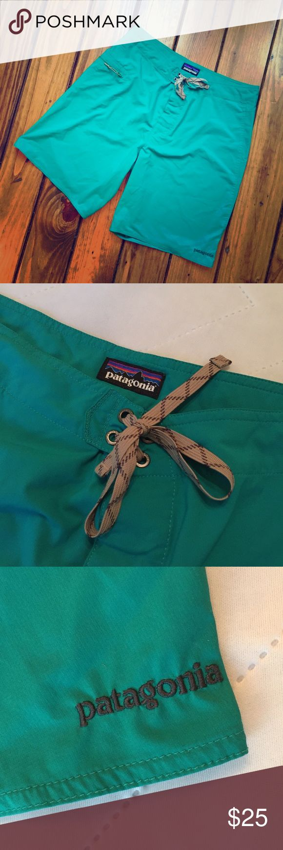 Men's Patagonia Swim Trunks Purchased for my husband. He took off the tags and never wore them, so they are like new. From a smoke-free, pet-free home. Price is firm unless bundled. Patagonia Swim Swim Trunks