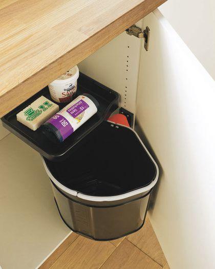 les 25 meilleures id es concernant poubelle de porte cuisine sur pinterest poubelle de porte. Black Bedroom Furniture Sets. Home Design Ideas