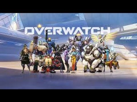 Overwatch Beta (Training, Not Needed But)