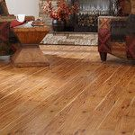 "US Floors 6-5/8"" Solid Bamboo Hardwood Flooring in Apricot & Reviews | Wayfair"