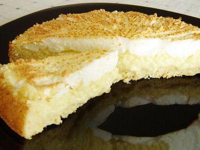 Torta de Coco   Sabor Sonoro