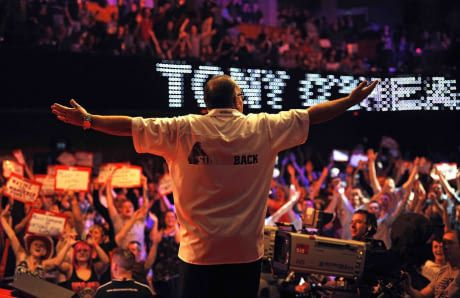 If you where a pro darts player what would you're walk on song be?