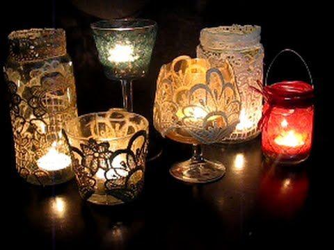 Jak wykonać lampiony z koronki - Pomysły plastyczne dla każdego
