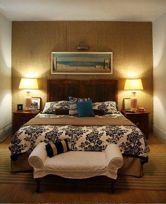 Master BedroomGuest Room, Bedrooms Design, Beds Spreads, Pretty Bedroom, Decor Bedroom, Master Bedrooms, Bedrooms Decor Ideas, Bedrooms Ideas, Accent Wall