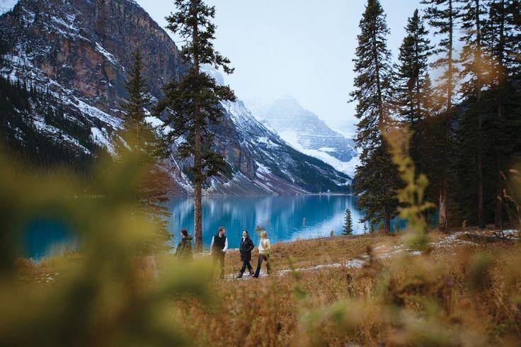 Montañas Rocosas de Canadá