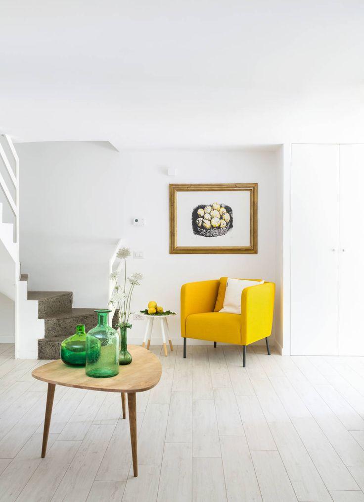 56 best soggiorno images on pinterest | books, stiles and living room - Soggiorno Open Space Piccolo 2