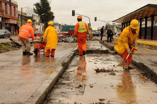 Calles cortadas por obras y actividades deportivas