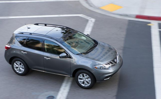 """The Nissan Murano has won the """"Best Value"""" Award from Autoguide.com for the mid-size SUV category! Check it out!"""