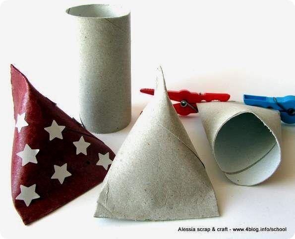 Rotoli di carta igienica - Toilet paper rolls