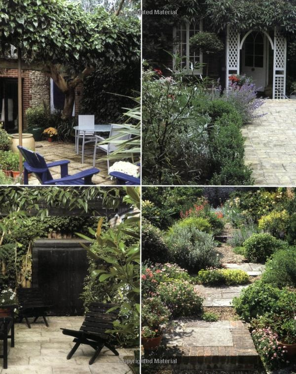 small garden john brookes books