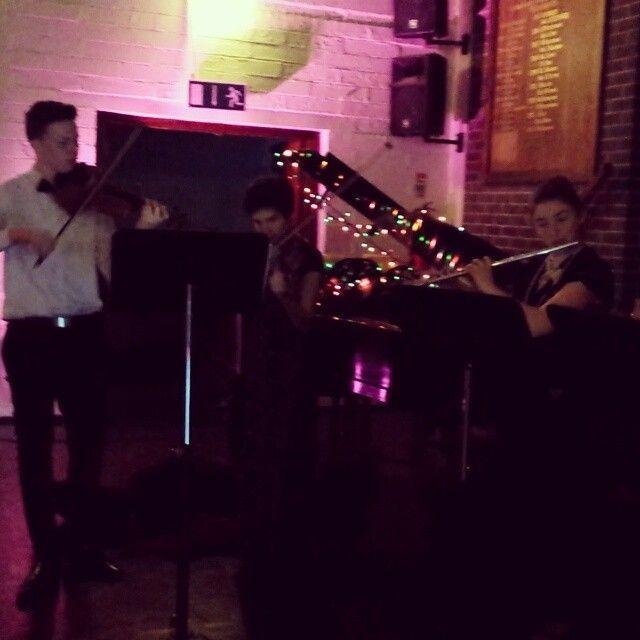 The HSD Senior Felada Ensemble performing at the 5th Year Ball #thehighschooldublin YouTube: https://youtu.be/_lbMI3TdPDE