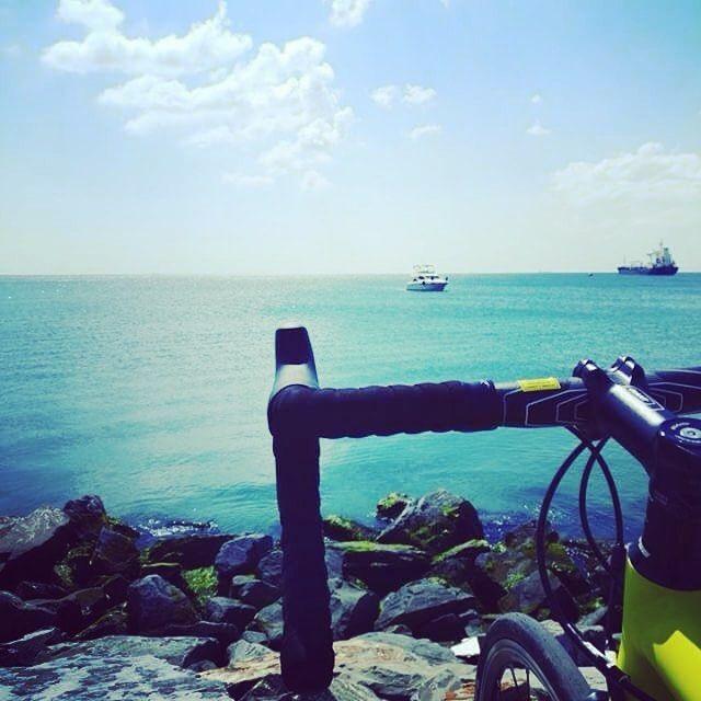 Günaydınlarrrr  @frtkvl teşekkürler #bisiklet #gunaydin #manzara #bisikletturları #bisikletturu #bisikletliyaşam #bisikletaşkı #bisikletliulasim #bubisiklet #mersinbisiklet
